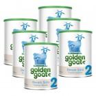Golden Goat 2 Keçi Devam Sütü 400 gr x 6 Adet