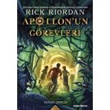 Apollonun Görevleri 3 - Yanan Dehliz - Rick Riordan