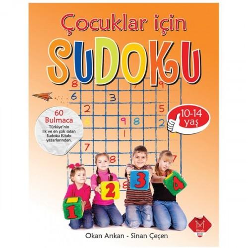 Çocuklar için Sudoku (10 - 14 Yaş)