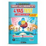 DGS 4 Yaş Görsel Algı Testi - Osman Abalı