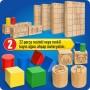 Dikkati Güçlendirme Seti Plus (Materyalli 3 Yaş - Karton Kutulu) - Osman Abalı