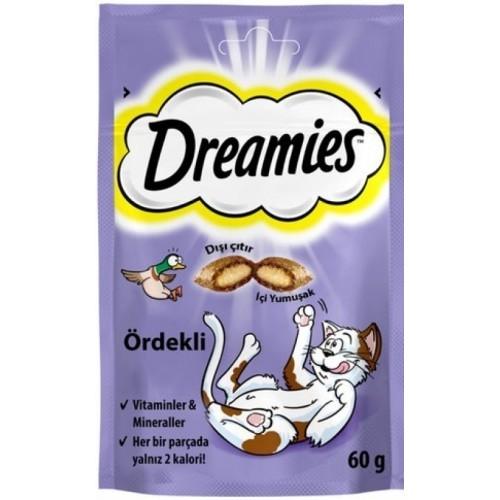 Dreamies Ördekli Kedi Ödül Maması 60 gr