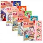 Ece'nin Serüvenleri Eğitici Sesli Kitap Seti (5 Kitap) - Kolektif