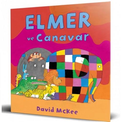 Elmer ve Canavar - David McKee