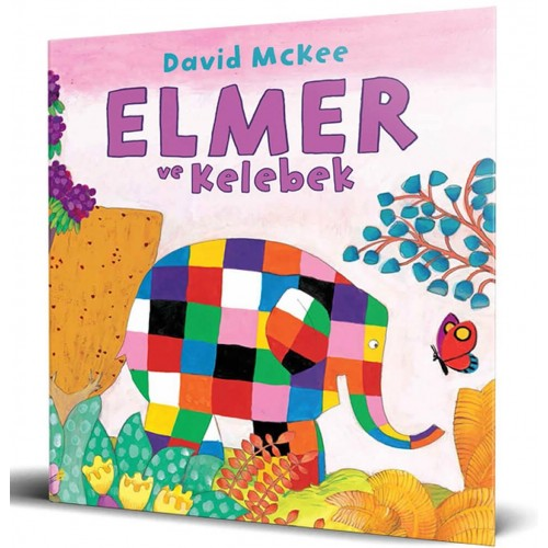 Elmer ve Kelebek - David McKee