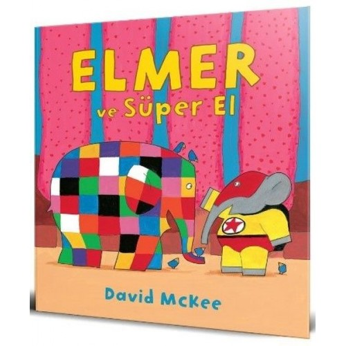 Elmer ve Süper El - David McKee