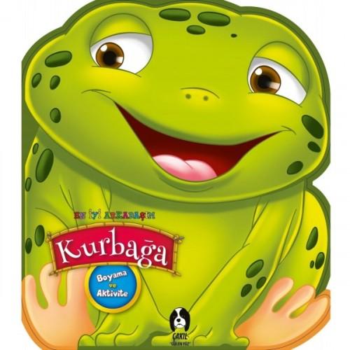En İyi Arkadaşım - Kurbağa (Boyama ve Aktivite) - Kolektif