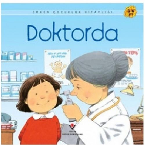 Erken Çocukluk Kitaplığı - Doktorda (3-6 Yaş) - Anne Civardi