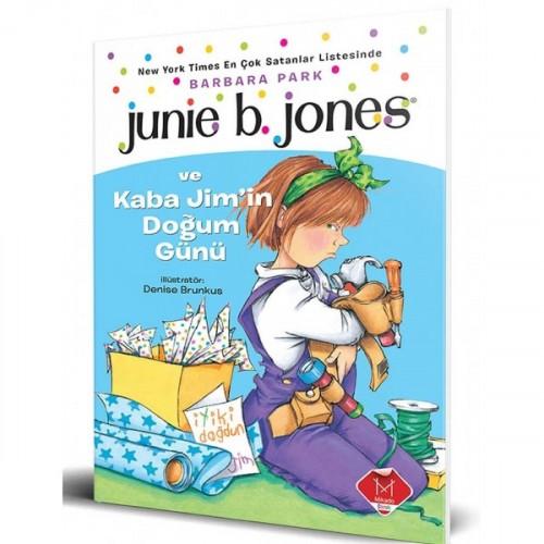 Junie B. Jones ve Kaba Jim'in Doğum Günü
