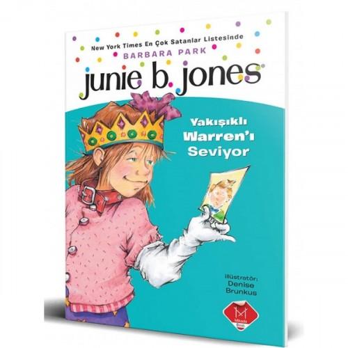 Junie B. Jones Yakışıklı Warren'ı Seviyor