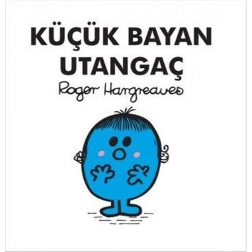 Küçük Bayan Utangaç - Roger Hargreaves