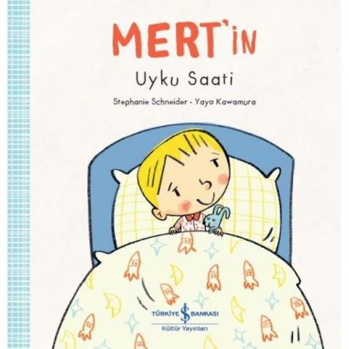 Mert'in Uyku Saati - Stephanie Schneider