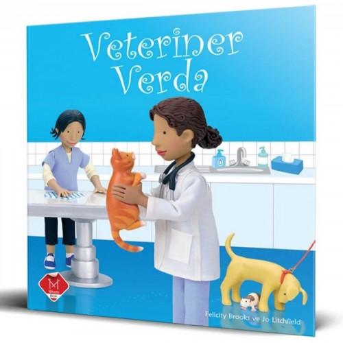 Meslekler Serisi - Veteriner Verda - Felicity Brooks, Jo Litchfield