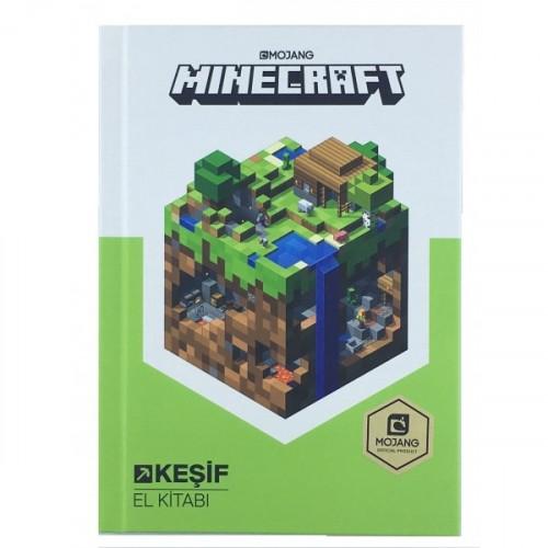 Minecraft - Keşif El Kitabı - Kolektif