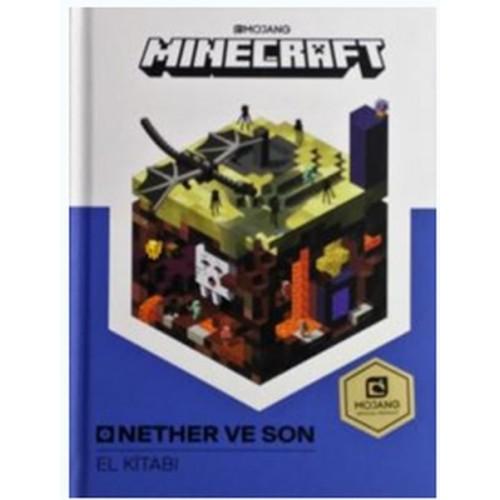Minecraft - Nether ve Son El Kitabı - Kolektif