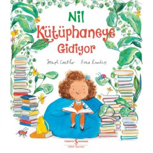 Nil Kütüphaneye Gidiyor - Joseph Coelho