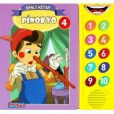 Pinokyo 4 - Konuşan Sesli Kitaplar - Carlo Collodi