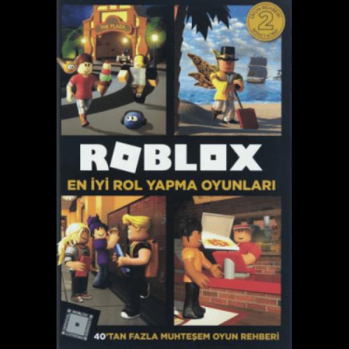 Roblox - En İyi Rol Yapma Oyunları - Alex Cox