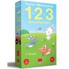 Sayıları Öğreniyorum 1 - 2 - 3 Zeka Kartları