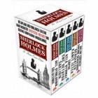 Sherlock Holmes Seti (5 Kitap Takım) - Sir Arthur Conan Doyle
