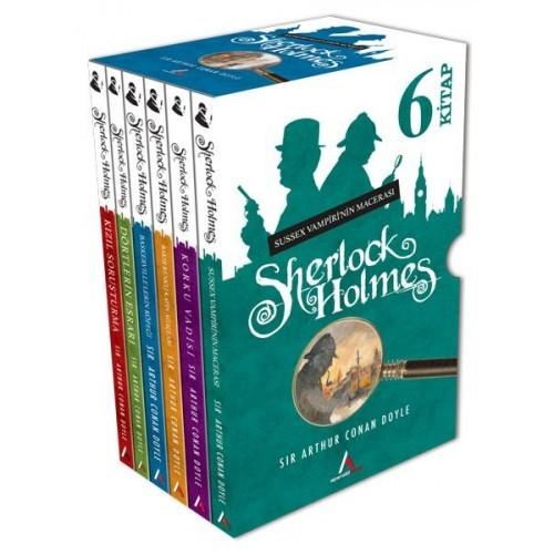 Sherlock Holmes Seti - 6 Kitap - Sir Arthur Conan Doyle