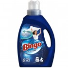 Bingo Matik Sıvı Çamaşır Deterjanı Ultra Beyaz Erguvan 1340 ml