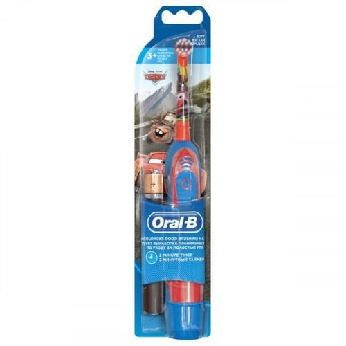 Oral-B Pilli Diş Fırçası Çocuk Car D2010k