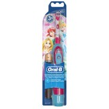 Oral-B Stages Power Princess Pilli Diş Fırçası DB4.510.K
