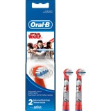 Oral-B Stages Çocuklar İçin Diş Fırçası Yedek Başlığı Star Wars 2 li