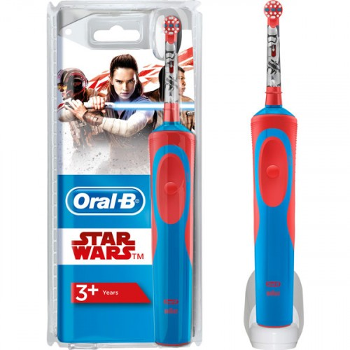 Oral-B Stages Şarjlı Diş Fırçası Çocuklar İçin Star Wars Özel Seri