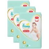 Prima Külot Bebek Bezi Premium Care 4 Beden 44 lü x 3 Adet