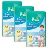 Prima Mayo Bebek Bezi 5 - 6 Beden 10 lu x 3 Adet