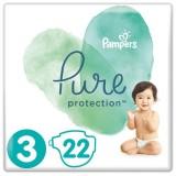 Prima Pampers Pure Bebek Bezi 3 Beden 22 li
