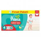 Prima Pants Bebek Bezi Fırsat Paketi Maxi 4 No 78 li
