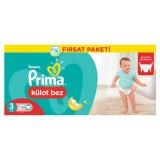 Prima Pants Bebek Bezi Fırsat Paketi Midi 3 No 78 li