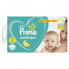 Prima Bebek Bezi Süper Fırsat Paketi Mini 2 No 124 lü