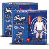 Sleepy Jeans Külot Bez Junior 24 Lü x 2 Adet