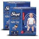 Sleepy Jeans Külot Bez X-Large 6 No 20 li x 2 Adet